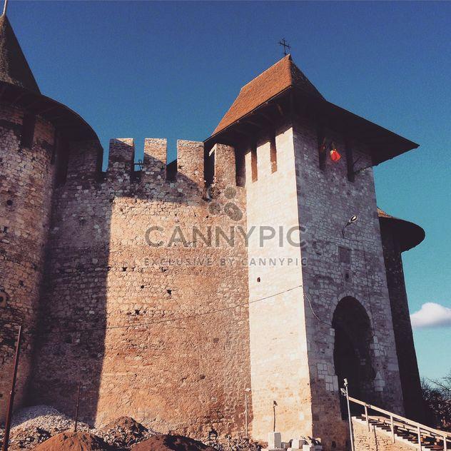 Medieval fort in Soroca - Free image #332123