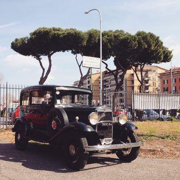 Black Fiat Balilla - Free image #332183