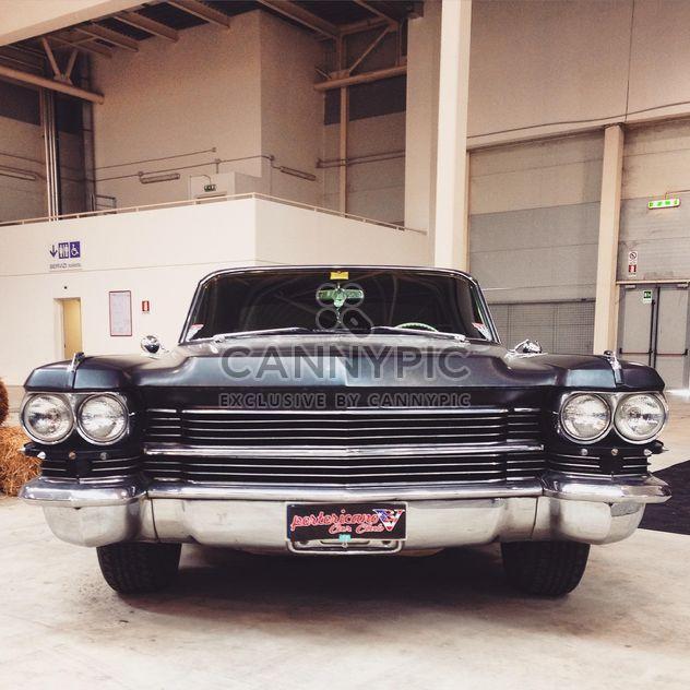 Vieille Cadillac Eldorado - image gratuit #332253