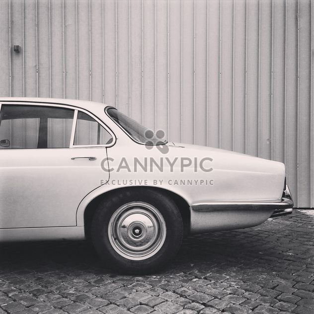 Старый автомобиль Jaguar - бесплатный image #332313