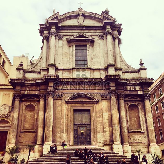 Рим, Италия - бесплатный image #332323