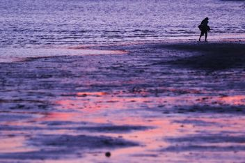 Fisherman on the beach Thailand Phuket - image #332853 gratis