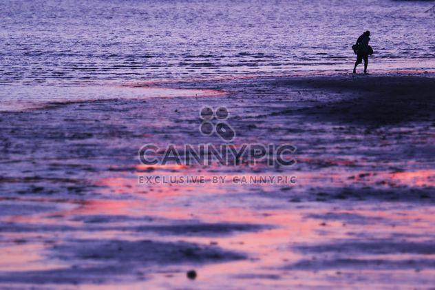 Pescador na praia Phuket Tailândia - Free image #332853