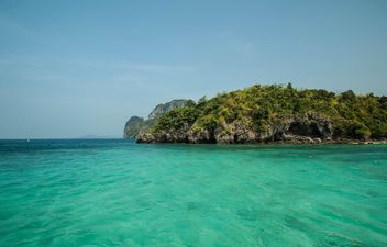 Islands in Andaman sea - бесплатный image #332893