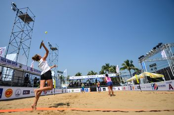 Hua Hin beach tennis championship - Free image #332943