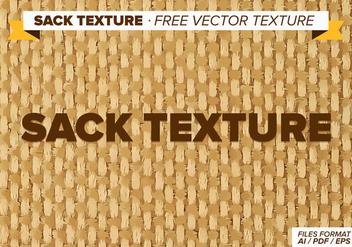 Sack Texture Free Vector Texture - Free vector #333003