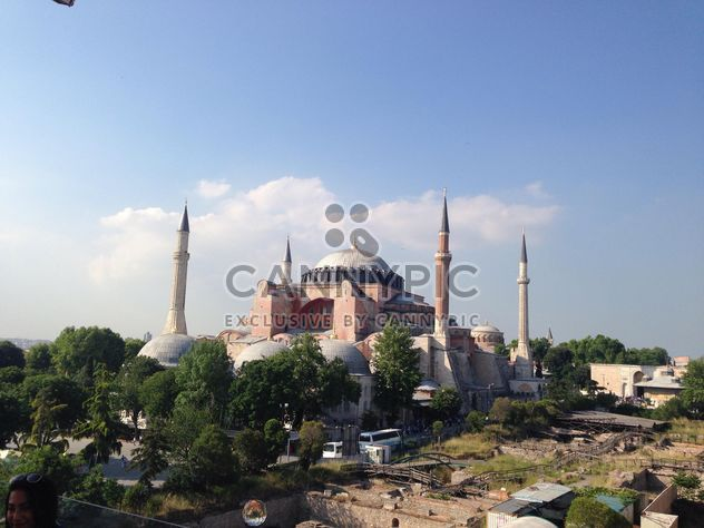 Istambul mosque - Free image #333153
