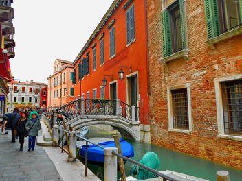 Venice architecture - Kostenloses image #333693