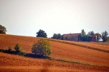 houses in the countryside - бесплатный image #333753