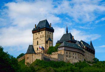 Karlstein Castle - Kostenloses image #334213