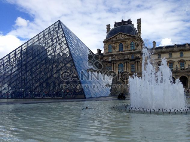 Museum Louvre - Free image #334263