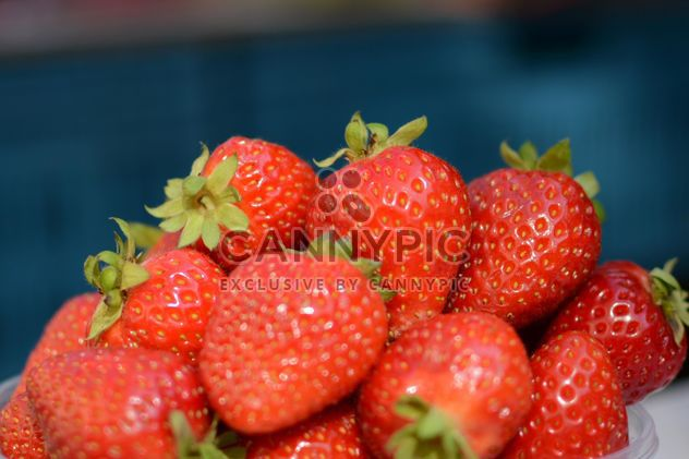 Strawberry texture - Free image #334303
