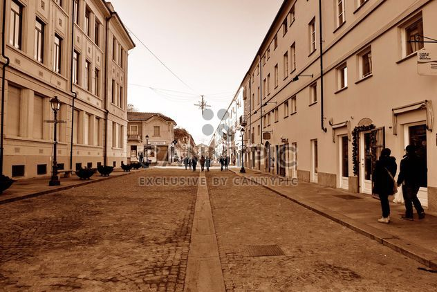 Architecture Of Italian streets - Kostenloses image #334833