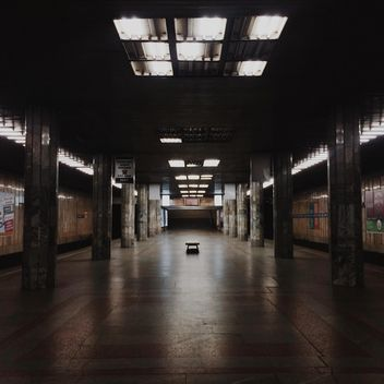 kiev metro station - image #335103 gratis