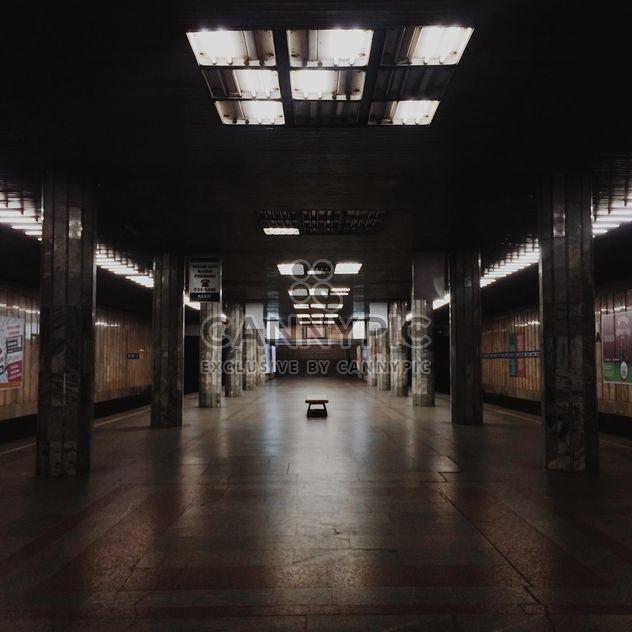 station de métro de Kiev - image gratuit(e) #335103