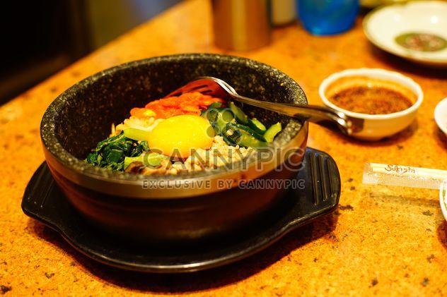 O coreano refeição picante - Free image #335203