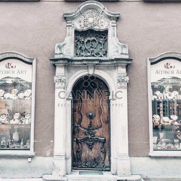 Doors in Gdansk - Free image #335273