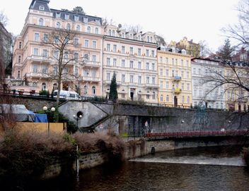 Houses in Karlovy Vary - Free image #338223