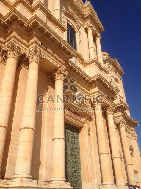 Roman Catholic cathedral, Noto - Free image #338243