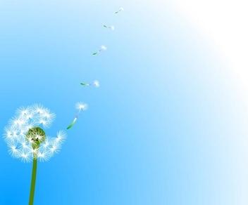 Dandelion - Kostenloses vector #338903