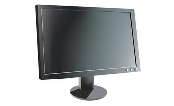 Monitor - vector gratuit #339043