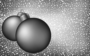 Christmas decorations - Free vector #339063
