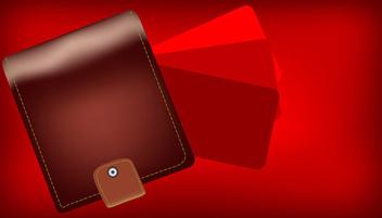 Vector Wallet - Kostenloses vector #339083