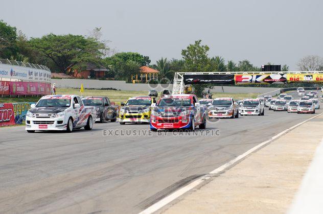 Racing at Bonunza racing field - Free image #339153