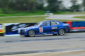 Racing at Bonunza racing field - Kostenloses image #339163