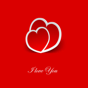 Valentines Day Vector - Free vector #339863
