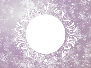 Christmas Decoration - Free vector #340113