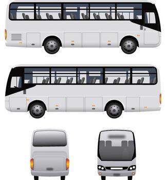 Vector Bus - vector #340533 gratis