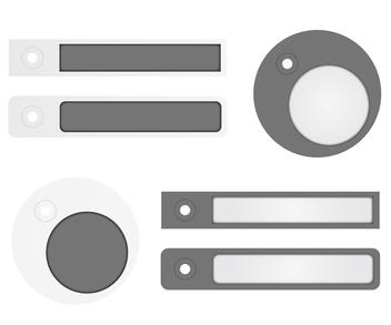 Vector Stickers - Kostenloses vector #340623