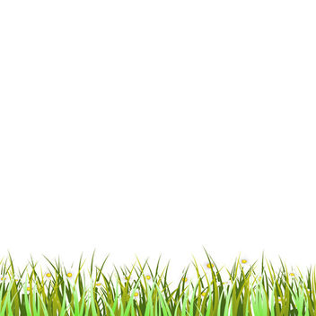 Grass - vector #340673 gratis