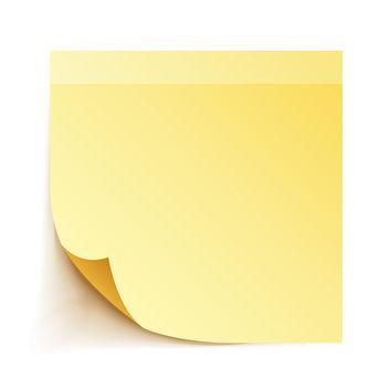 Notepaper - Free vector #340723