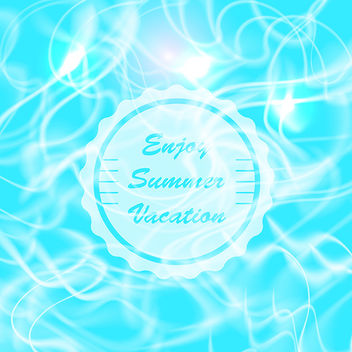 Water Reflections - Free vector #340853