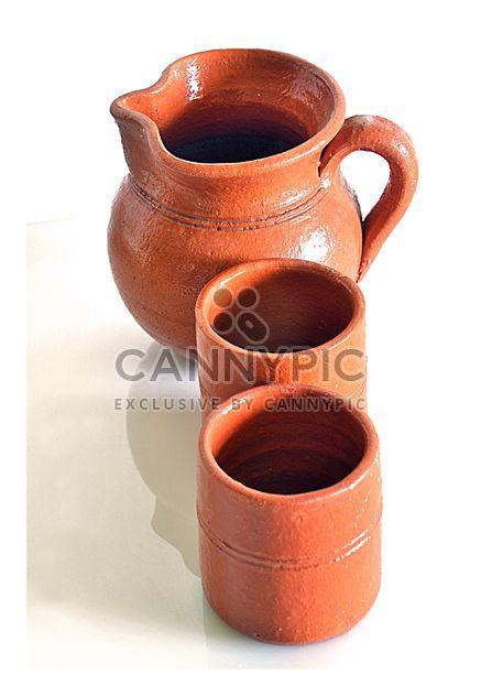 Empty clay pots - бесплатный image #341333