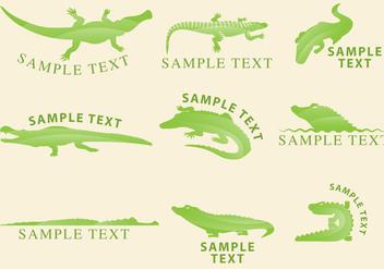 Gator Logos - Free vector #342233