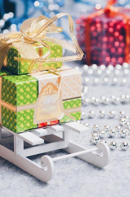 Christmas gifts - image #342533 gratis