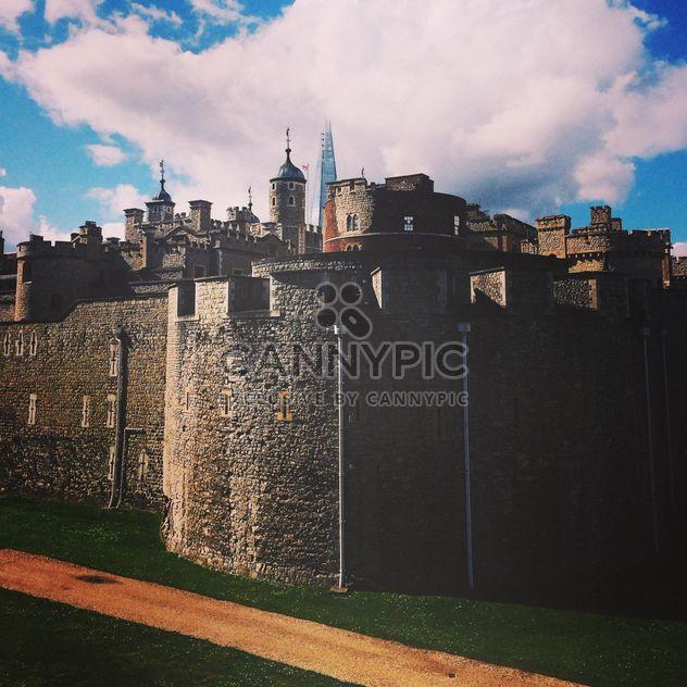 Башня в Лондоне, Великобритания - бесплатный image #342863