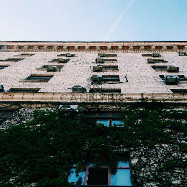 Sowjetische Architektur auf