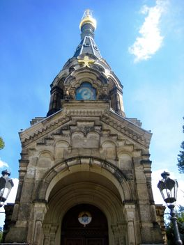 Russian church in Dresden - image gratuit #343613