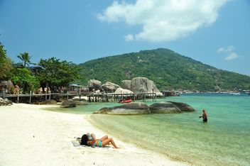 Nangyuan lsland beach - Free image #343873