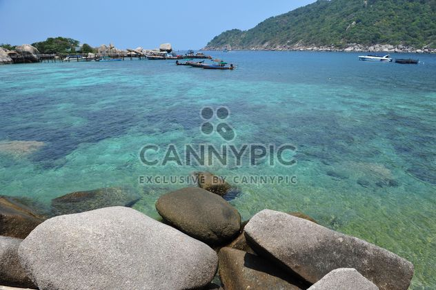 Nangyuan lsland playa - image #343883 gratis