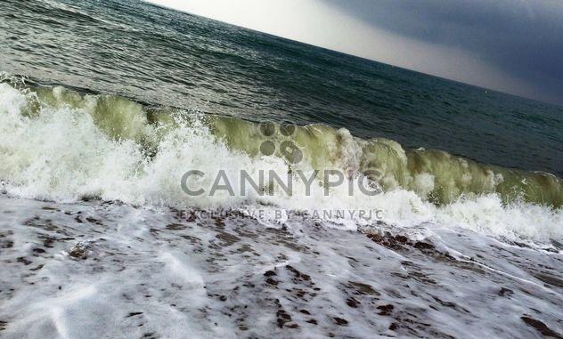 Морской волны вблизи берега - Free image #343983