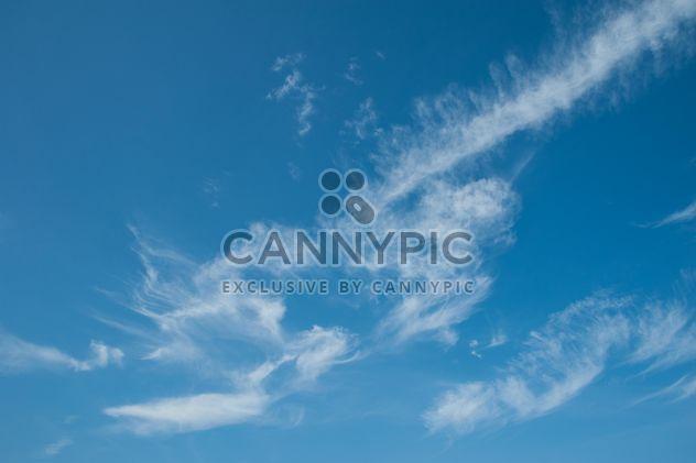Céu azul nublado - Free image #344143