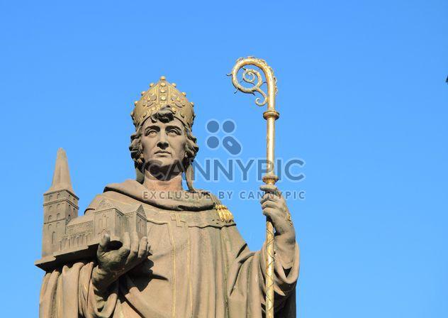 Statue of Ansgar, Hamburg - бесплатный image #344163