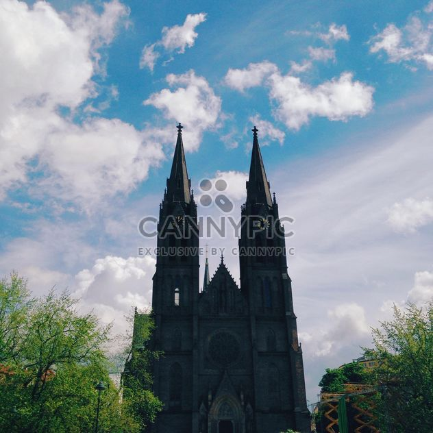 St. Vitus cathedral in Prague - бесплатный image #344613