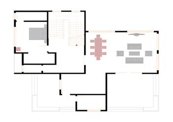 Free Floor Plan Vector - Free vector #344813