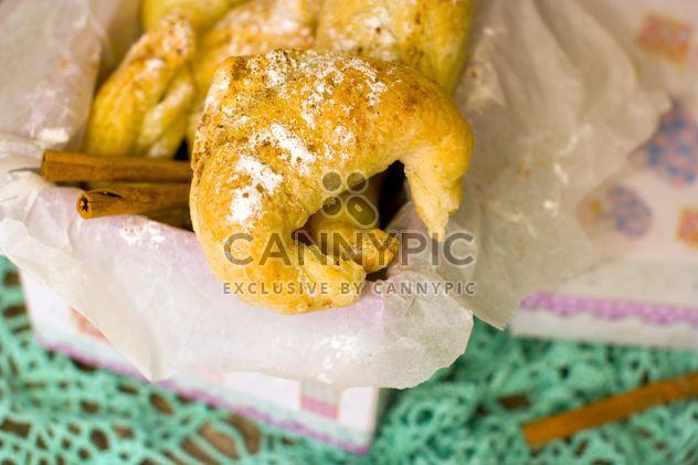 Closeup de pães caseiros frescos - Free image #346993